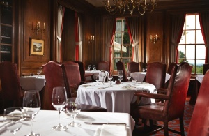 Lainston House Hotel The Avenue Restaurant