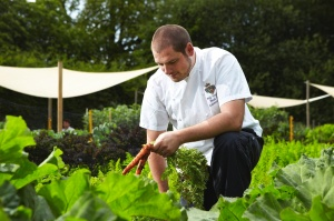 Lainston House Hotel Kitchen Garden