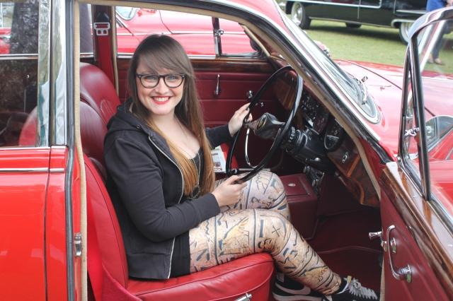 Battlesbridge Classic Car Show